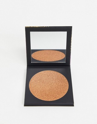 Uoma Beauty Black Magic Carnival Highlighting Bronzer - Barbados