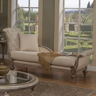 Fleur De Lis Living Cobos Chaise Lounge