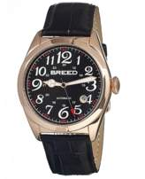 Breed Adam Leather-band Automatic Watch.