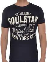 Soul Star Mens Hijinx T-Shirt - M