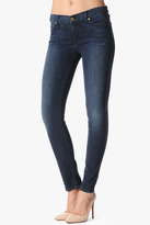 7 For All Mankind The Skinny In Dark Cobalt Blue