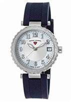 Swiss Legend Women's 16002SM-02-BLS Sea Breeze Stainless Steel Watch with Blue Band