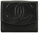 Chanel Pre Owned CC bi-fold wallet