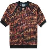 Paul Smith Red Tie-dye Print T-Shirt