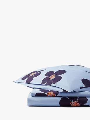 Kate Spade Grand Floral Full/queen Duvet Set