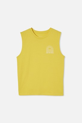 Cotton On Free Boys Muscle Tank