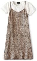 Bardot Junior Leopard Slip Dress