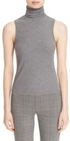 Theory Women's 'Wendel' Sleeveless Turtleneck Top