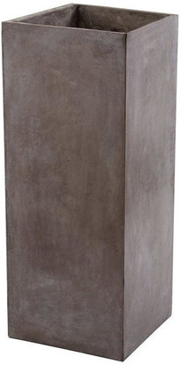 Elk Group International Tall Al Fresco Cement Planter