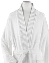 The Well Appointed House Peacock Alley Bamboo Bath Robe-Available in Two Different Colors