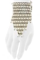 MILLIANA Valaria Crystal Pearl Cuff