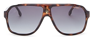 Carrera Men's Flat Top Sunglasses, 62mm