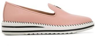 Giuseppe Zanotti Tim platform loafers