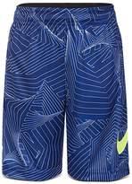 Nike Boys' Printed Accelerate Shorts - Little Kid