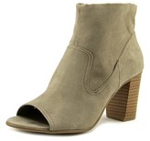 Fergalicious Dazzle Open-toe Synthetic Ankle Boot.