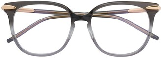 Pomellato Eyewear Clear Frame Glasses