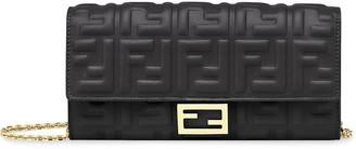 Fendi Baguette continental wallet