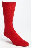 Lorenzo Uomo Men's Merino Wool Blend Socks