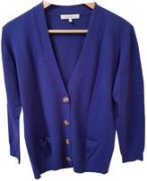 Sandro Blue Cashmere Knitwear