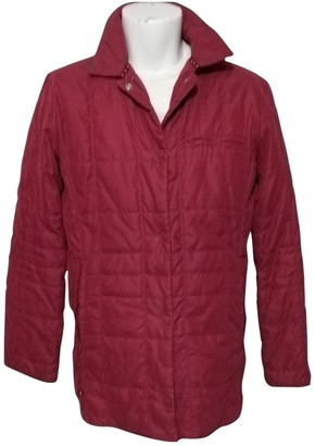 Invicta Red Jacket for Women Vintage
