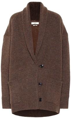 Etoile Isabel Marant Malhone wool-blend cardigan