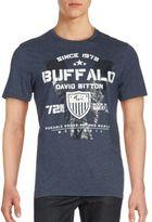 Buffalo David Bitton Graphic Short Sleeve Tee