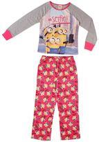 jellifish Girls' 2-Piece Licensed Pyjama Set