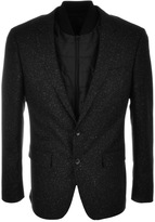 HUGO BOSS Black Hadwart Suit Jacket Black