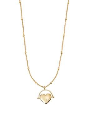 Wanderlust + Co Always Gold Necklace