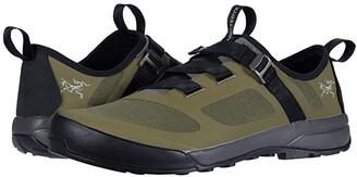 Arc'teryx Arakys Approach Shoe (Wildwood/Black) Men's Shoes