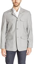 Vince Camuto Men's Field Jacket, Light Grey