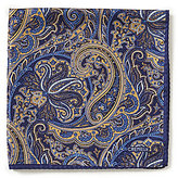 Daniel Cremieux Big Paisley Silk Pocket Square