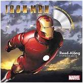 Iron Man : Read-along Storybook and CD (Paperback) (Marvel Book Group)