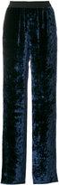 Maison Margiela wide leg trousers - women - Cupro/Viscose - 38