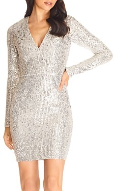 Dress the Population Shauna Sequined Mini Dress - 100% Exclusive