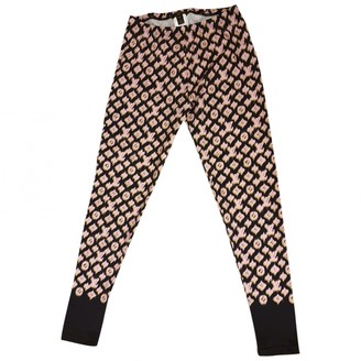 Louis Vuitton Pink Trousers for Women