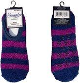 Snugadoo Non Skid Gripper Slipper Lounge Ankle Socks Women