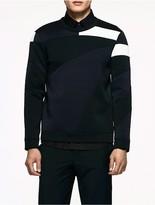 Calvin Klein Platinum Pique Space Sweatshirt
