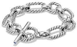 David Yurman Cushion Link Chain Bracelet