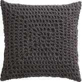 Crochet grey 18