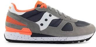 Saucony Shadow Original Grey Orange Sneaker
