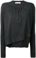 Marni knitted sweater - women - Virgin Wool - 40