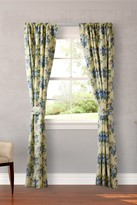 Laura Ashley Linely Yellow Curtain - Set of 2