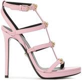 Versace Signature Medusa strap sandals