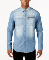 Sean John Men's Denim Shirt, Only at Macy's