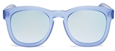 Wildfox Couture Mirrored Classic Fox Deluxe Sunglasses, 50mm - 100% Exclusive