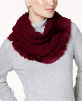 INC International Concepts Fringe Infinity Scarf, Created for Macy's