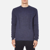 Msgm Knitted M Jumper Blue