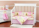 Dream On Me Naptime Friends 5-pc. Crib Bedding Set
