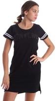 Converse 10004917 T-shirt Women Black Black